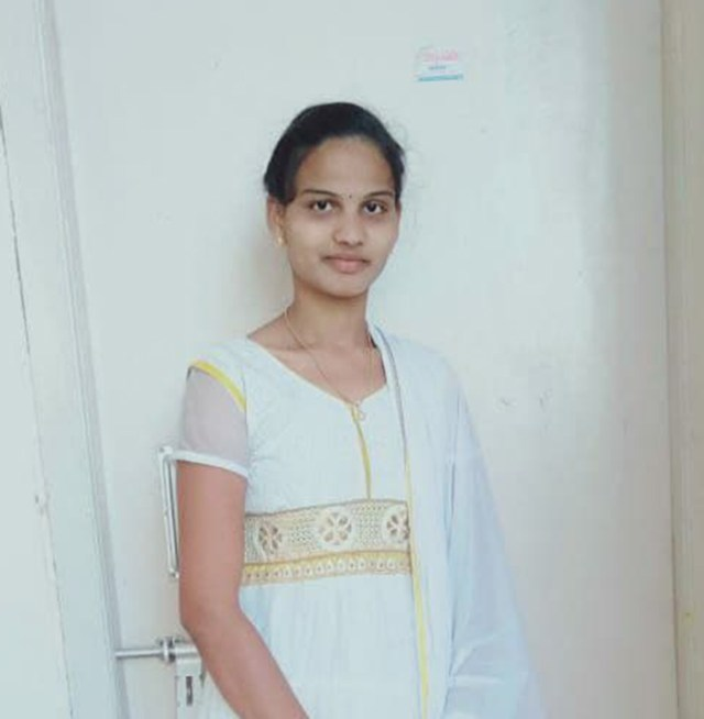 Gouthami-Student at Yalamarty Pharmacy college
