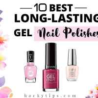 10 Best Long-Lasting Gel Nail Polishes for 2021