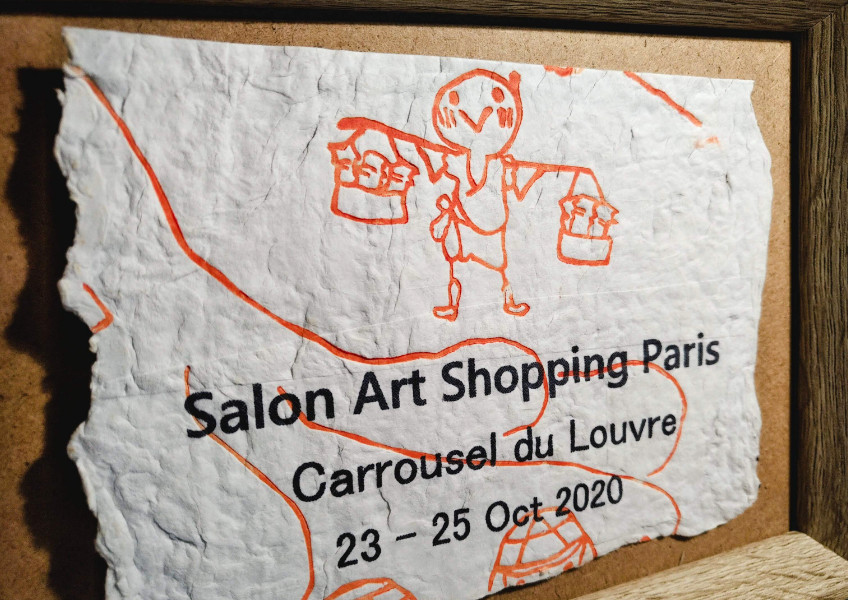 Salon Art Shopping Paris 20