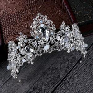 Vintage Crystal Bridal Tiara