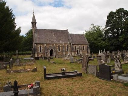 Eglwys Sant Teilo, Merthyr Mawr