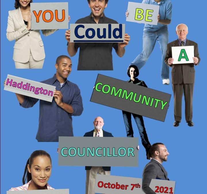 Community Council Elections 2021