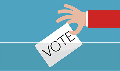 Community Council election- Notice of Poll
