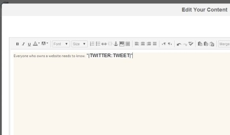 twitter-shortcode