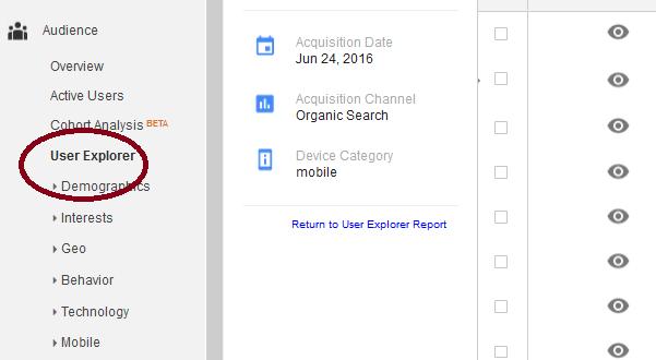 user-explorer