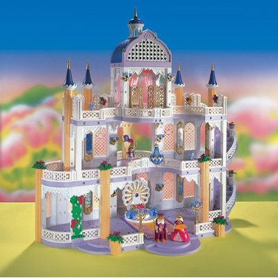 Playmobil fairy tale castle