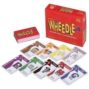 Wheedle Stock Trading Game