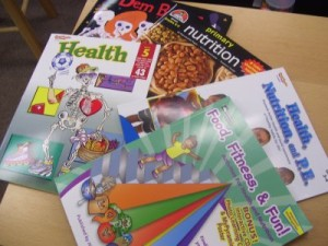 nutrition and health resource books