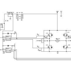 L298 H Bridge Circuit Diagram Wiring Alternator Schematic Great Installation Of Driving A High Current Dc Motor Using An Northwestern Rh Hades Mech Edu Ir2110 Symbol
