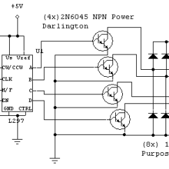 Long S Stepper Motor Wiring Diagram Fisher Snow Plow Controller Unipolar Driver Circuit Northwestern Mechatronics Wiki