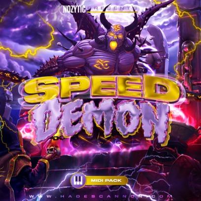 Speed Demon (Midi Pack)