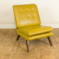 Bedroom Chair On Ebay X Rocker Gaming Parts Vintage Retro Green Vinyl Low By G Plan E