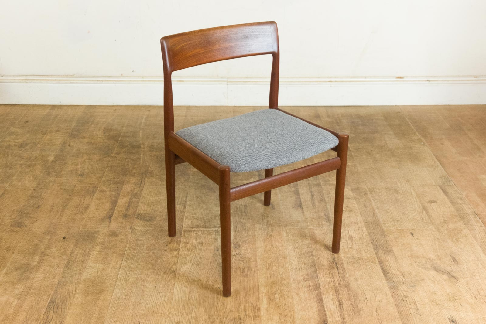 Retro Dining Chair Vintage Retro Danish Style Teak Mid Century Dining Chairs