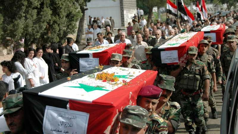 ضحايا جيش الأسد