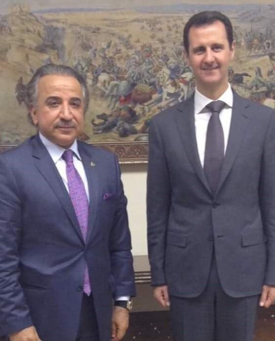 الأسد ودشتي