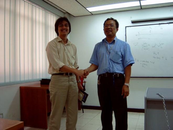 Assoc. Prof. Dr. Mohd. Ambar Yarmo