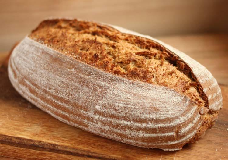 Siyez Unu Ekmeği Tarifi (Ekşi Mayalı)