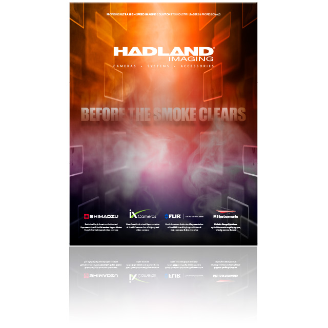 Hadland Imaging – Before the Smoke Clears Product Brochure 2017.