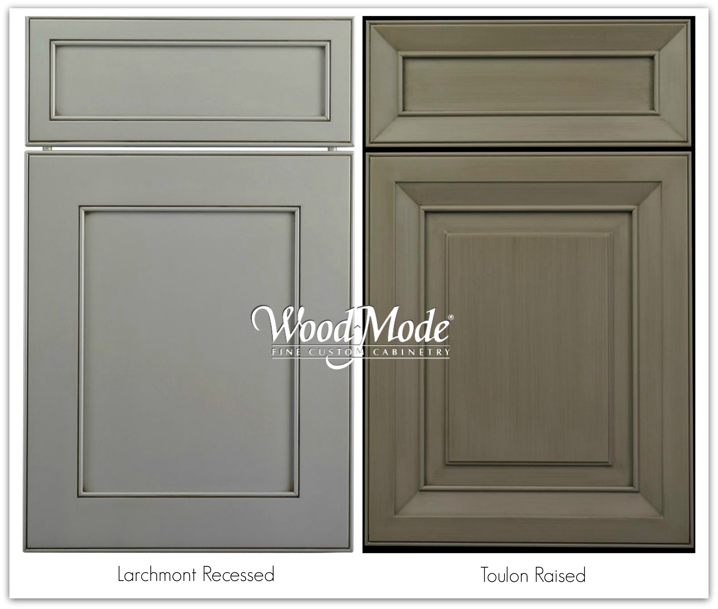 A Family Tradition Wood Mode Custom Kitchen Cabinetry