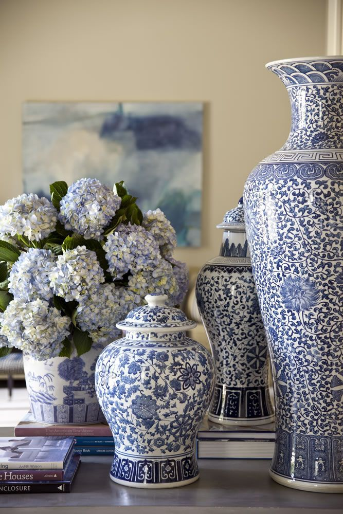 Decorating With Blue and White  A Perennial Spring Favorite  Hadley Court  Interior Design Blog