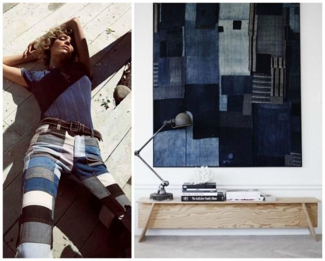 Eclectic Interior Design Blogs Gorgeous Cynthia Frank Elle Decor Sitting Room