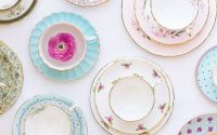 Elegant Tea Party Ideas - Hadley Court - Interior Design Blog