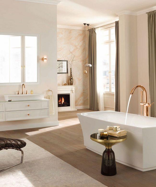 2021 Bathroom Design Trends: Colors, Tile, Flooring & More