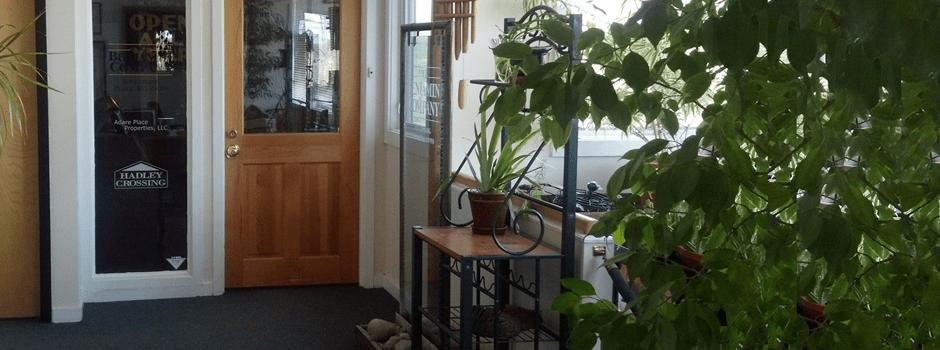 hadley Crossing Office Door