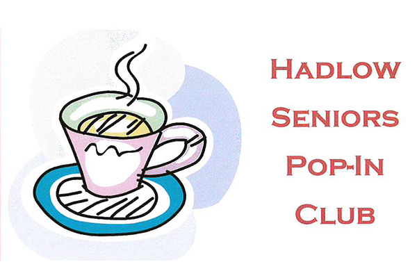 Hadlow Seniors Pop in Club