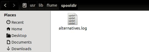 Spool input