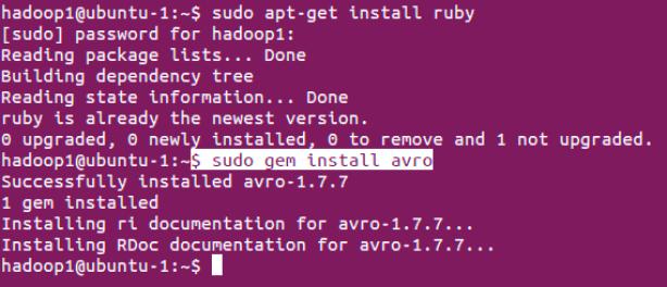 Generate Java Classes From Avro Schema