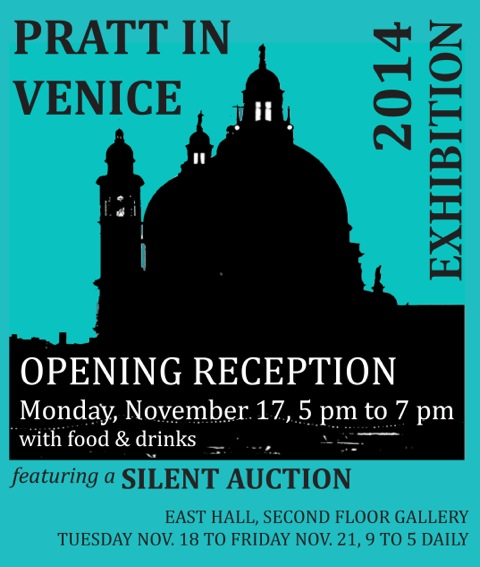 Exhibition Blue Flyer