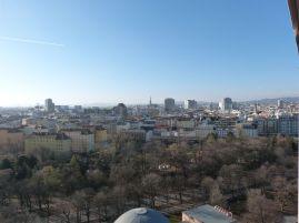 Die Innenstadt mit dem Stephansdom.