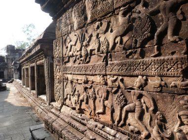 Reliefs des Bapuon