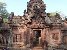 Gopura der inneren Tempelumfriedung