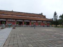 The-Tempel zur Verehrung der Kaiserfamilie