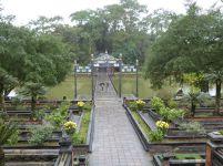 Grab von Minh Mang