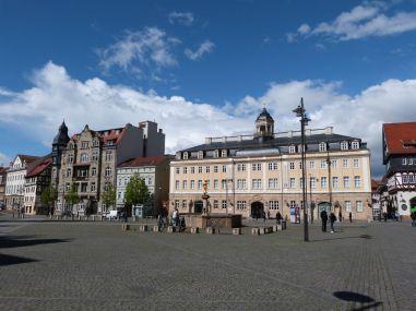 Eisenacher Marktplatz