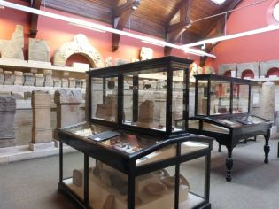 Museum des Chesters Fort