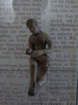 Salzburger Dornauszieher vom Bürglstein
