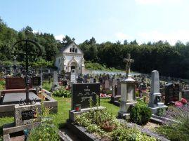 Friedhof von Heiligenkreuz