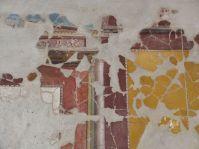 Gar nicht schlecht, was die auf dem Magdalensberg für Wandmalerei in der Therme hatten...