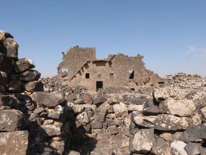 Gut erhaltene Fassaden