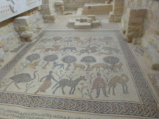 Mosaiken in der Moseskirche