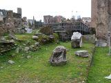 Neue Blickweisen auf der Passeggiata vom Forum Romanum zum Trajansforum