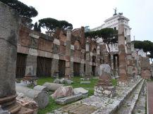 Caesarforum aus der Perspektive eines antiken Römers