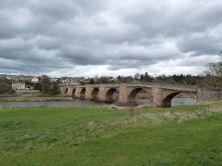 Die neue Brücke über die Tyne