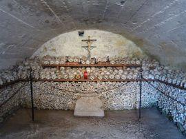 Beinhaus der Michaelskapelle
