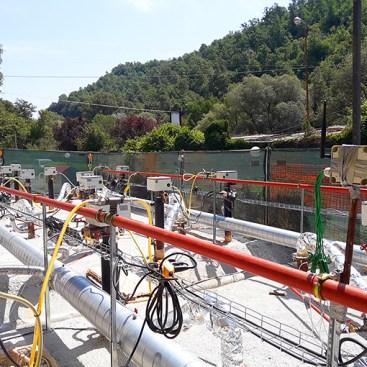 ISTD in Poggio San Lorenzo (Italy)