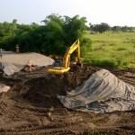 Batch Build-Up in Kinkazi (DRC)